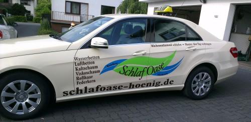 Schlafoase - Taxi