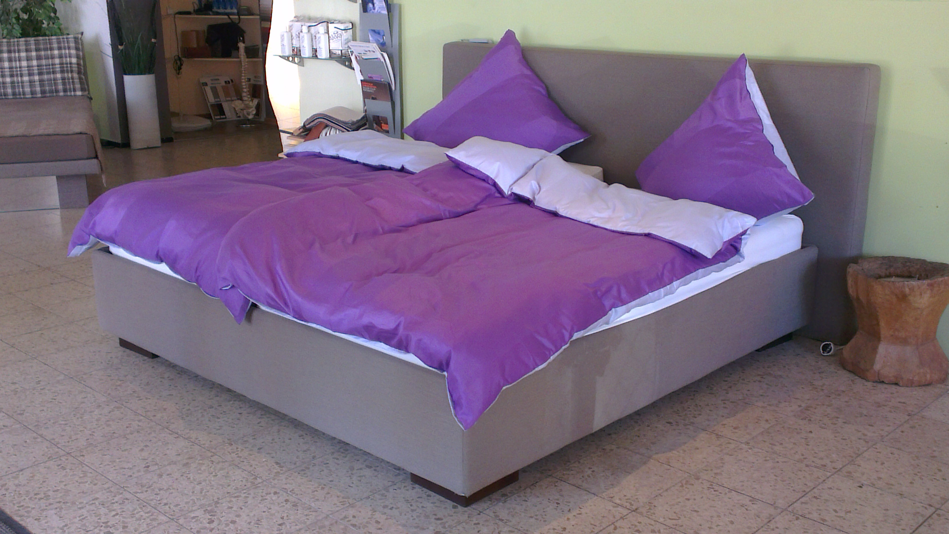 gesunder schlaf schlafoase h nig part 3. Black Bedroom Furniture Sets. Home Design Ideas