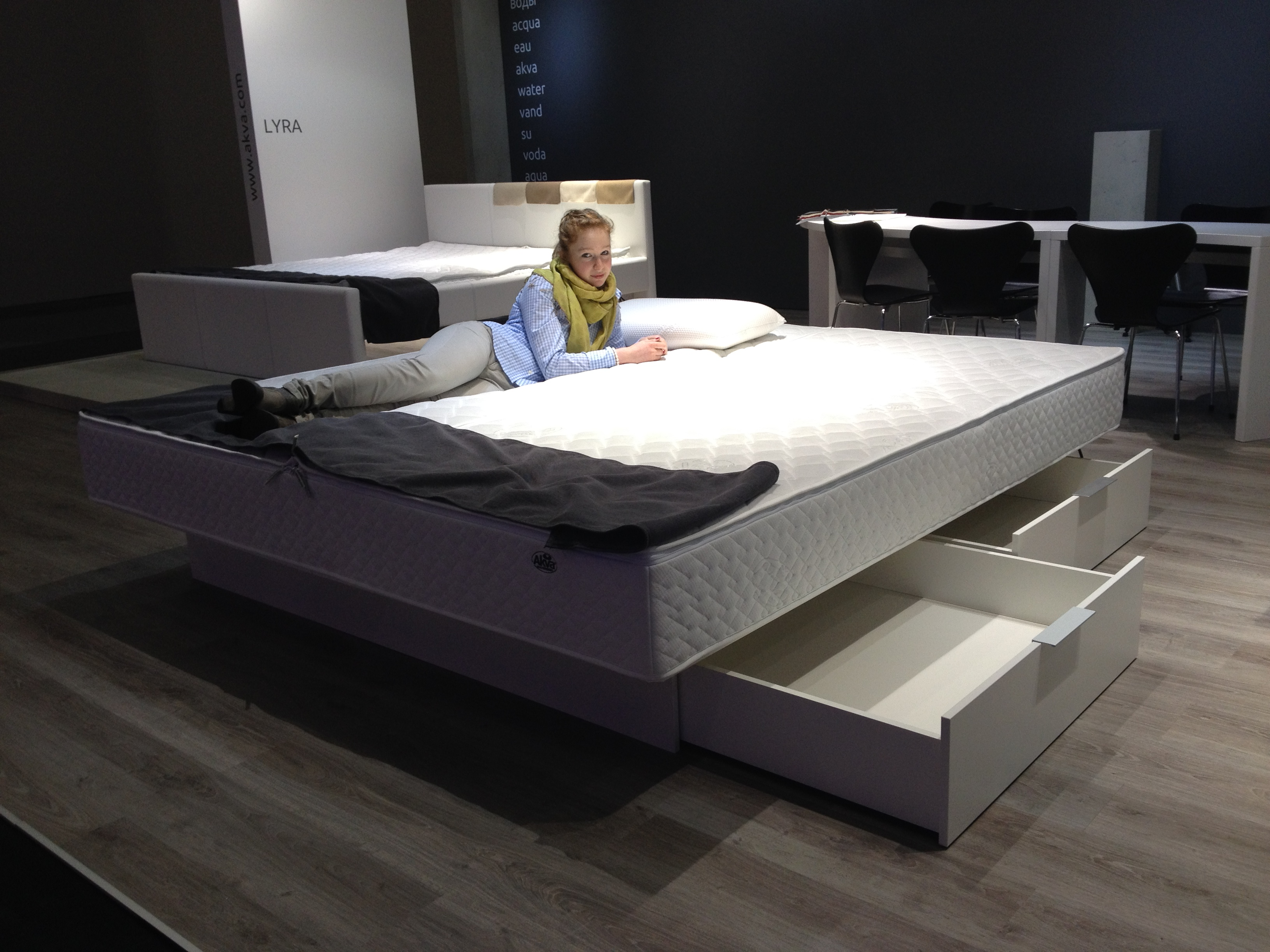 wasserbetten schlafoase hoenig. Black Bedroom Furniture Sets. Home Design Ideas